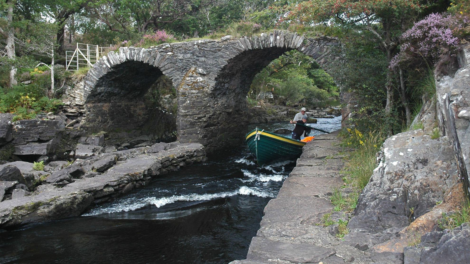 Boating & Fishing in Killarney, Ireland | The Europe Hotel