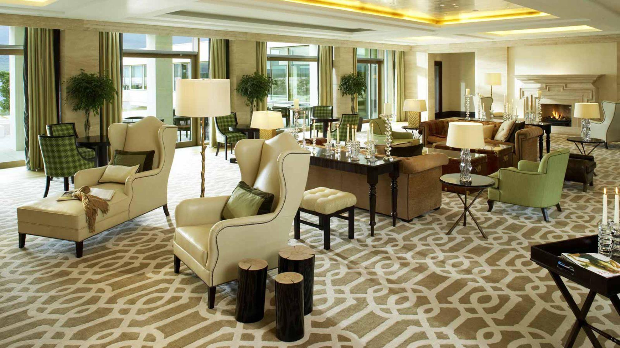 Luxury 5 Star Hotels In Killarney Ireland The Europe Hotel